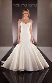 silk fit and flare wedding dress cool fresh silk fit and flare wedding dress my wedding site