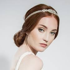 bridal accessories london buy bridal teardrop halo hair accessory emmy london