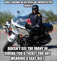 Funny Motorcycle Meme - tucson motorcycle cop memes quickmeme
