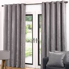 Heavy Grey Curtains Curtain Awful Crushed Velvet Eyelet Curtains Picture Design