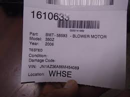nissan sentra blower motor used nissan blower motors for sale page 11