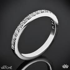 5th avenue wedding band platinum vatche 1003 mb 5th avenue pave diamond wedding ring