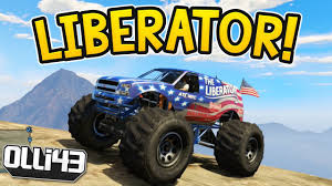 youtube monster trucks racing gta 5 online monster truck independence day dlc youtube
