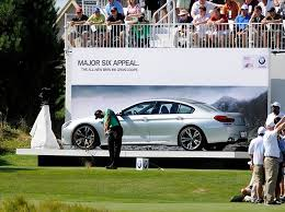 bmw tournament 2013 fedex cup tiger woods picks up two stroke penalty at bmw