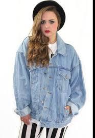 Light Jean Jacket Jacket Denim Jacket Denim Light Blue Baggy Denim Shirt