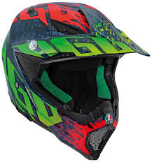 junior motocross helmets agv ax 8 carbon nohander motocross helmet buy cheap fc moto