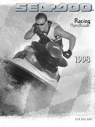 sea doo racing manual pg87 carburetor engines