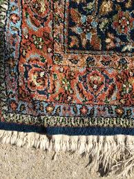 Red And Blue Persian Rug by Modern Decorating With Oriental Rugs Blulabel Bungalow