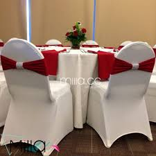 wedding chair covers and sashes wedding spandex chair band with diamond buckle spandex chair cover