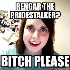 Bitch Plz Meme - chillout stalker bitch plz