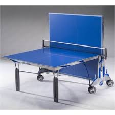 cornilleau ping pong table cornilleau sport 240 rollaway outdoor table tennis table package