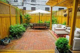 bed stuy retreat greenery nyc