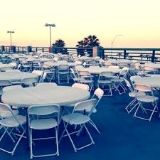 party chair and table rentals torrance party rentals rent party chairs tables big blue sky