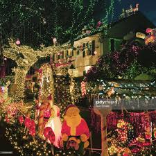 christmas christmas lighting pictures getty images seattle light