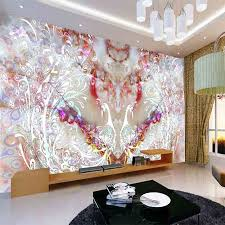 online buy wholesale hotel room decor from china hotel room decor nature animal peacock diy 3d wallpaper wall mural rolls abstract art hotel kindergarten playground
