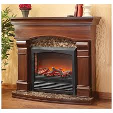 Fireplace Electric Heater Fireplace Intriguing Electric Fireplace Heater With White Mantel