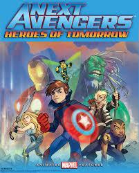avengers invites next avengers heroes of tomorrow marvel database fandom