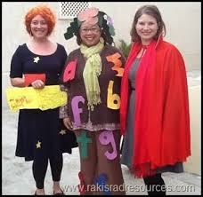 Book Characters Halloween Costumes 15 Ms Frizzle Images Costume Ideas