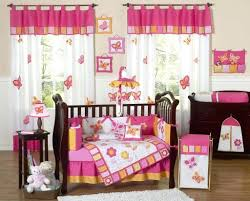Brown And Pink Crib Bedding Brown And Pink Crib Bedding