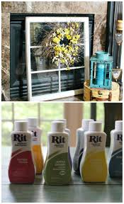 Will Rit Dye Stain My Bathtub How To Faux Stain A Window With Mod Podge And Rit Dye Debbiedoos