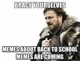 Back Memes - 14 back to school memes that ll make you nostalgic comediva