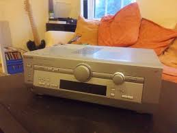 panasonic receivers home theater panasonic sa he7 5 1 home cinema receiver surround sound decoder