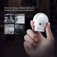 Bedrooms And Hallways by 1x 2x 3x 5x Arilux 360 Degree Rotation Smart Light Sensor Led