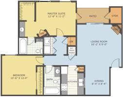 Apartments Floor Plan Coopers Hawk Apartments In Jacksonville Fl Maa