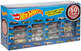 wheels 50 car pack toys