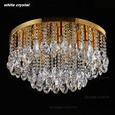aliexpress com buy 50cm flush mount modern ceiling lights k9
