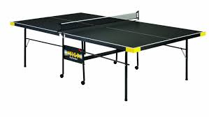 uncategorized inexpensive ping pong table top black and wood