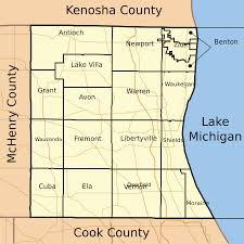 County Map Illinois by File Map Of Lake County Illinois Showing Townships Svg Wikimedia