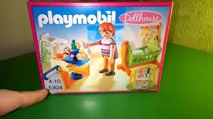 playmobil babyzimmer unpacking playmobil babyzimmer mit wiege