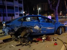 old mclaren 27 year old trashes s 750k mclaren sports car in yishun the