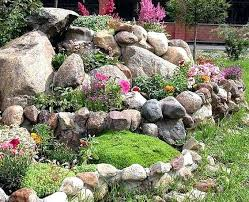 Small Rocks For Garden Small Rock Garden How To Landscaping With Rocks Small Rockery