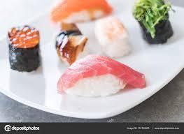 jeu de cuisine sushi jeu de sushi mixte photographie topntp 151754400