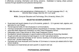 Payroll Specialist Resume Sample by Hr Payroll Resume Sample Reentrycorps