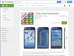 download free app i color lines puzzle game