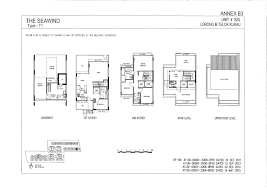 the seawind floor plan townhouse the seawind