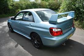 subaru impreza modified blue 2004 subaru impreza 2 0 wr1 cdscars