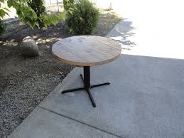 36 inch pedestal table 36 inch round restaurant pedestal dining table 3 4 person mt hood