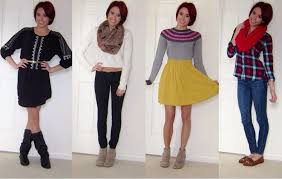 5 different styles for your thanksgiving