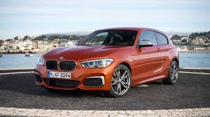 red orange cars wallpaper bmw m135 hatchback orange cars u0026 bikes 6054