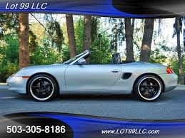 porsche convertible 4 seater 2001 porsche boxster convertible leather seats 19