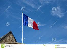 French Flag Background French Flag Pole Stock Photos Royalty Free Images
