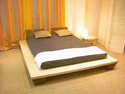Tatami Mat Bed Frame Bedrooms With Tatami A Trend Comes From The East Indoor Lighting