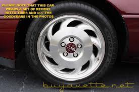 1993 corvette tires 1993 corvette 40th anniversary convertible for sale at buyavette