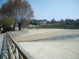 File Playa De Ares Ares Beach A Coruña Galicia Spain Jpg
