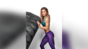 images of christmas abbott muscle fitness hers cover star christmas abbott is pregnant