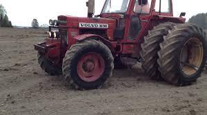 volvo tractor volvo bm 700 4wd youtube